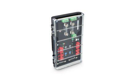 CM-150ca DIN pour FLEX 7,5/12 V en 4 fils